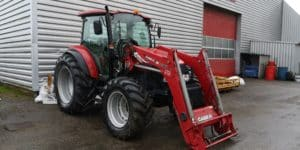 Tracteur Occasion CASE IH